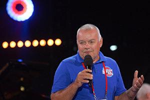 Генеральный директор МИА «Россия сегодня» Дмитрий Киселёв