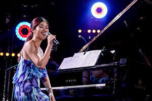 Музыкант Tachibana Quintet Марта Като